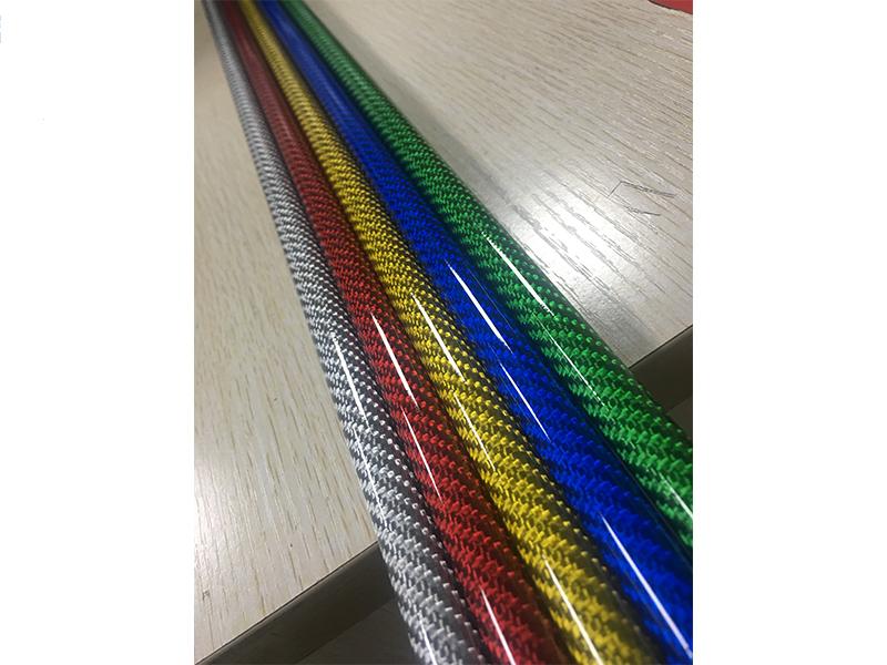 碳纤维管材的外表质量和制作精度也是影响其应用作用的重要因素